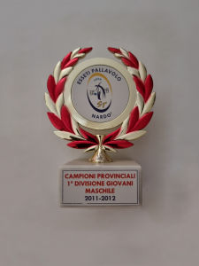 Campioni Provinciali 1° Divisione 2012
