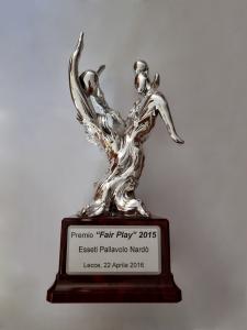 Premio Fair Play 2015