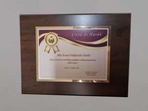 Premio dal Comune 2020